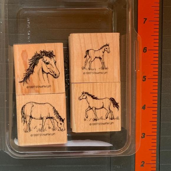 Stampin' Up! HORSES MINI
